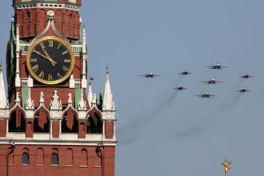 Maskvoje paskelbta apie naujo visuomeninio judėjimo