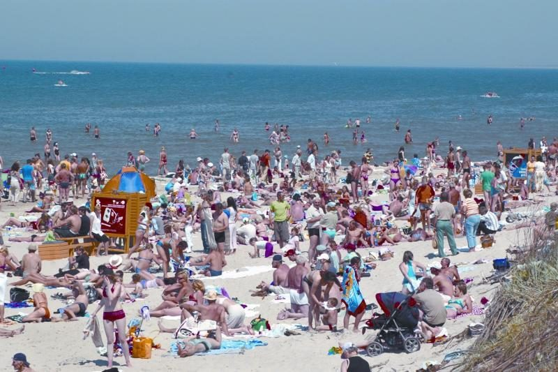 Uostamiesčio pliažams ieško naujų prižiūrėtojų