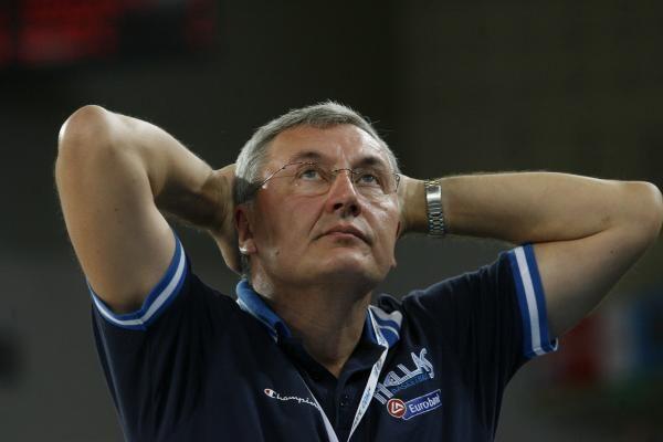 Tarp kandidatų treniruoti CSKA - ir J.Kazlauskas
