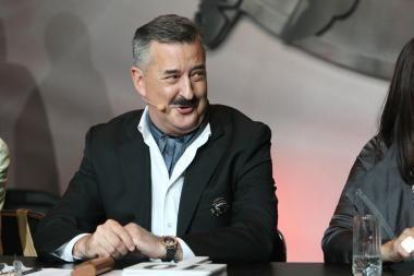 """V.Pauliukaitis """"Žvaigždžių duetuose"""" uždainuos pirmą ir paskutinį kartą"""