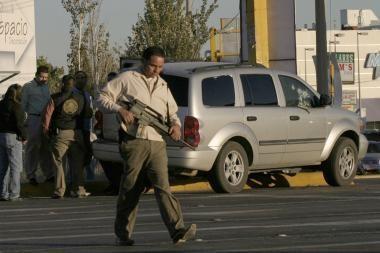 Meksikos šiaurėje nužudyta mažiausiai 15 žmonių