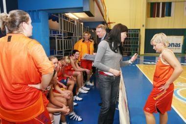 """Baltijos moterų krepšinio lygos finale – """"Lemminkainen"""" ir TEO"""