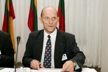 Seimas pritarė E.Jarašiūno kandidatūrai į ES Teisingumo teismo teisėjus