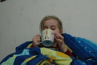Peršalimo ligomis susirgo daugiau klaipėdiečių