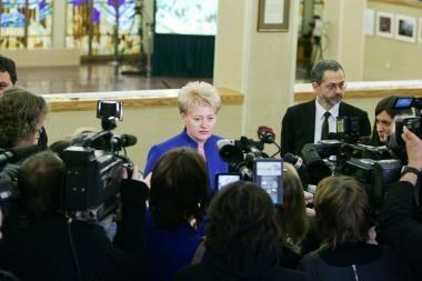 Kovo 11-ąją laukia ir D.Medvedevo bei A.Lukašenkos (papildyta)