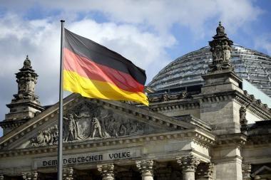 Silpsta vartotojų pasitikėjimas Vokietijos ekonomika
