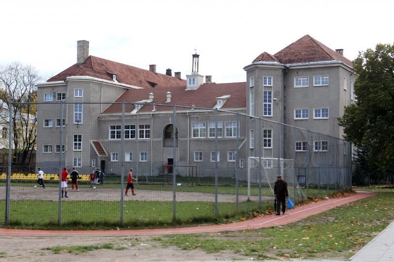Vilniaus Antakalnio gimnazija ir progimnazija kuriamos viename pastate