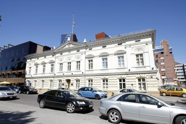 Rotušės pastato perdavimas Klaipėdos savivaldybei įstrigo