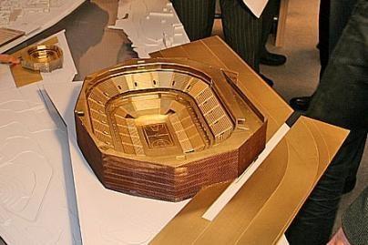 """""""Mitnija"""" bandys įpiršti brangesnę areną"""