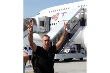 Tailando oro uostai jau funkcionuoja