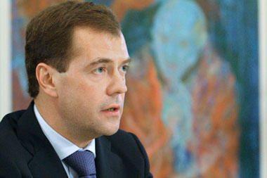 D.Medvedevas laukia, kad ES kuo greičiau panaikintų vizų režimą su Rusija