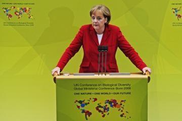 Vokietija skirs 500 mln. eurų bioįvairovės išsaugojimui