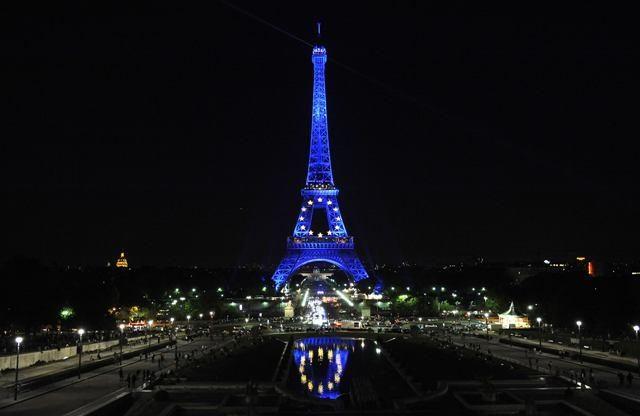 Eifelio bokštas taupo elektrą