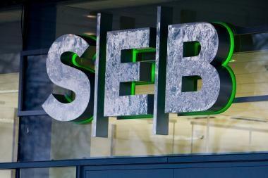 SEB bankas sumažino terminuotųjų indėlių litais palūkanas