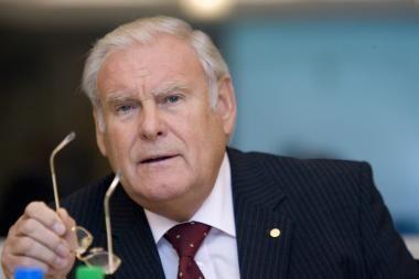 B.Lubys: Mažeikių naftą reikėjo parduoti lietuviams