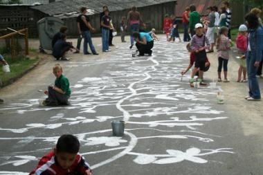 Skelbiamas Vaikų vasaros poilsio programų konkursas