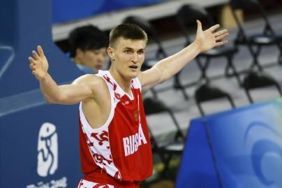 A.Kirilenko rungtynėse su Lietuva vos neprarado sąmonės