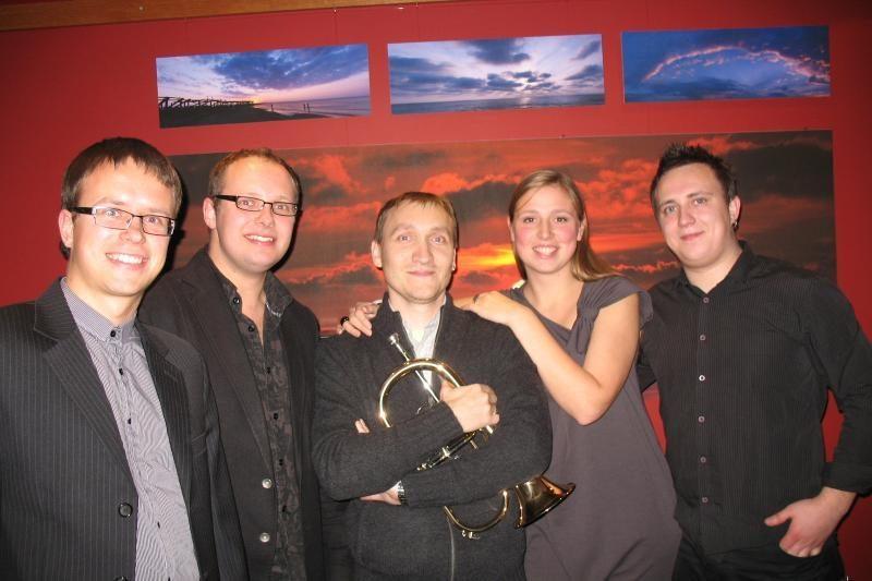 Į Klaipėdą kviečia vokalinio džiazo savaitgalis
