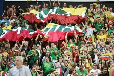 Europos krepšinio pirmenybių finansavimas sumažintas 10 mln. litų