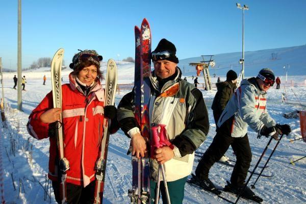 Pirmieji lankytojai slidinėjimo trasose – pavasarį