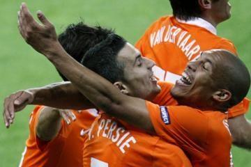 """""""Euro 2008"""": ar olandai kovos dėl pergalės?"""