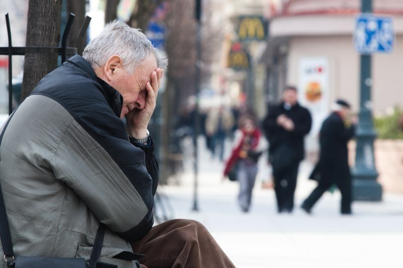 Lenkijoje protestuojama prieš pensinio amžiaus vėlinimą