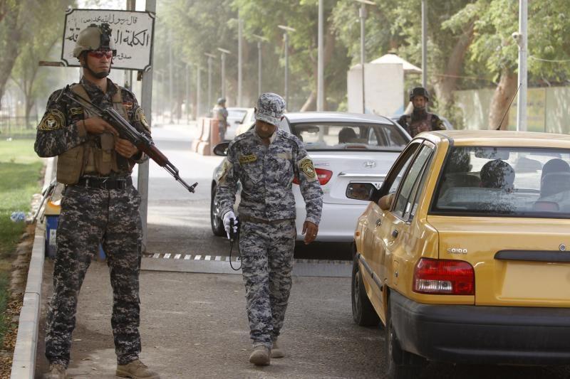 Iranas ir pasaulio valstybės pradeda derybas Bagdade