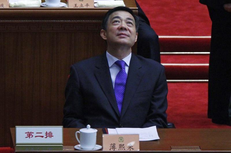 Kinijoje kilo politinis skandalas - atleistas aukšto rango lyderis
