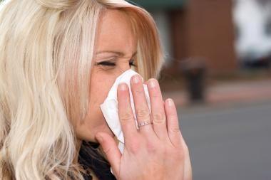 Kauno rajone paskelbta gripo epidemija, uždaromos mokyklos
