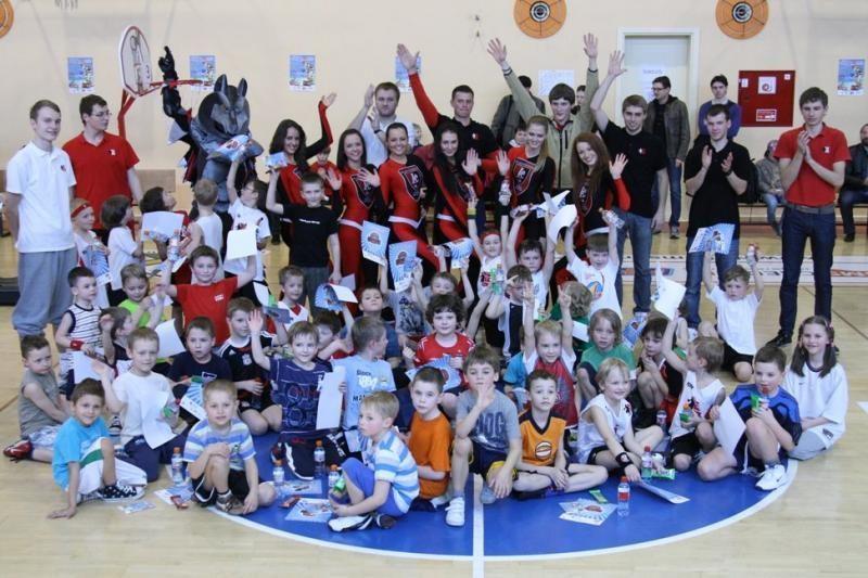G.Aidietis: darželinukų čempionatas ugdo meilę krepšiniui