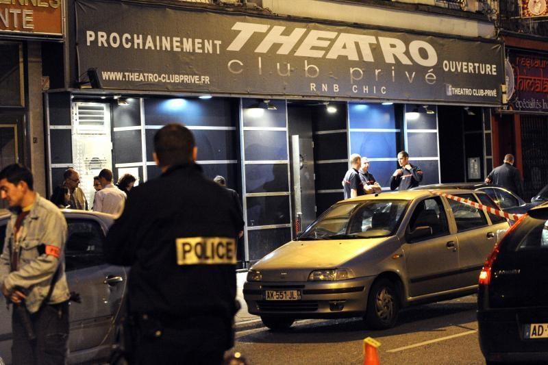 Prancūzijoje per diskoteką nušauti du žmonės