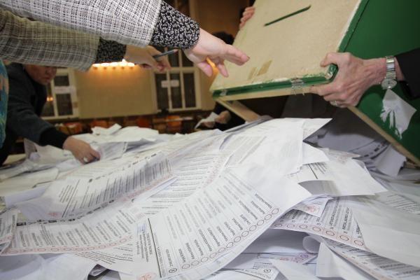 Visose Vilniaus apygardose įvyks antrasis rinkimų turas (atnaujinta)