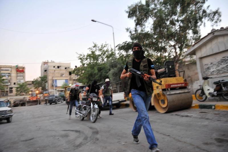 B.al Assado režimas kontroliuoja tik 30 proc. Sirijos