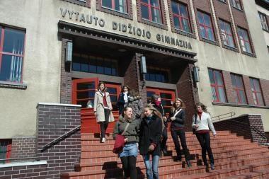 Gripas Klaipėdoje: ruošiamasi mokyklų uždarymui (papildyta)