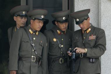 """Pchenjanas grasina - Pietų Korėja brangiai sumokės """"už provokaciją"""""""