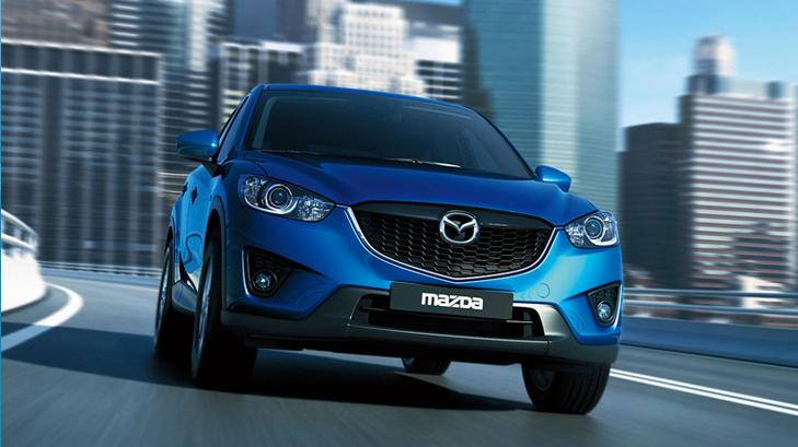"""Auganti """"Mazda CX-5"""" paklausa verčia didinti gamybos planus"""
