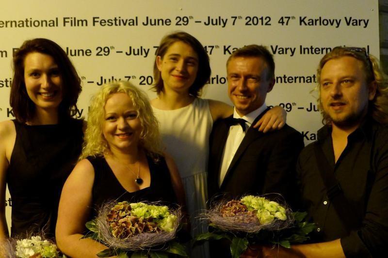 """Filmas """"Aurora"""" pelnė apdovanojimą Karlovi Varų kino festivalyje"""