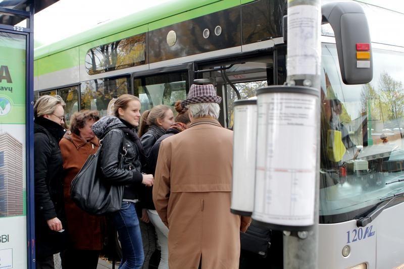 Klaipėdoje pigs ne visi viešojo transporto bilietai