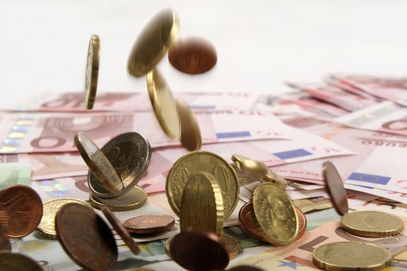 Europos valiutos sistemai iškilo grėsmė