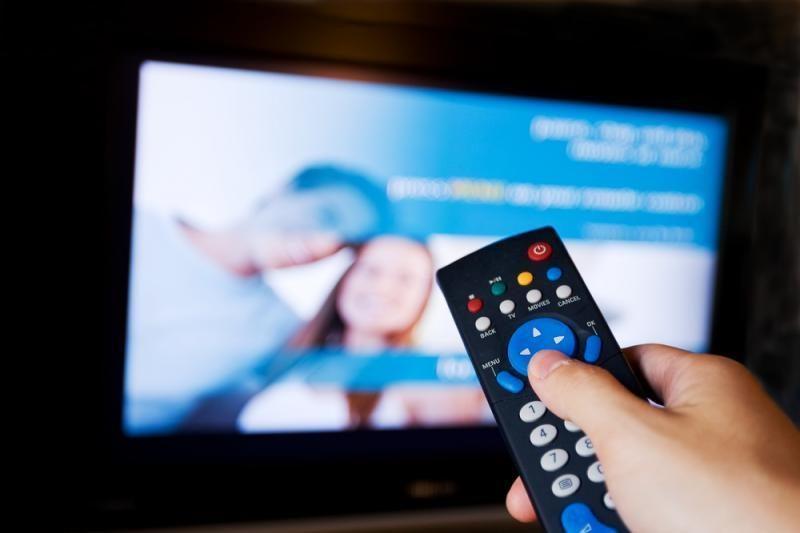 Tyrimas: skaitmeninė televizija padidino mažesnių kanalų žiūrimumą