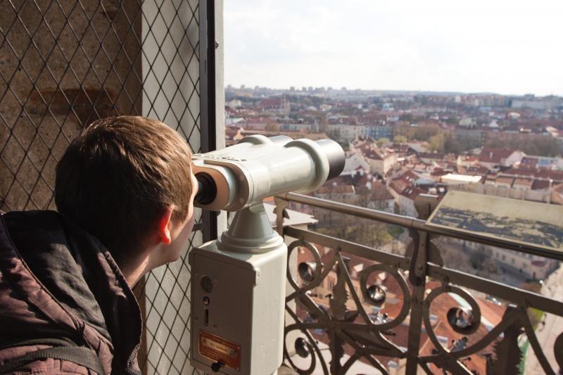Ką Vilniuje parodyti svečiui iš užsienio?