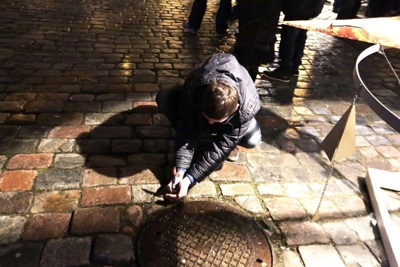 Klaipėdos meras: sprogdinti petardas Teatro aikštėje reikia uždrausti