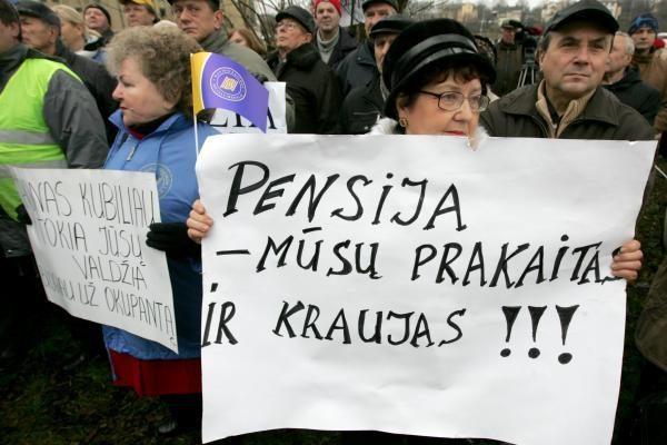 Sausio 16-osios mitingą Vilniuje savivaldybė siūlys rengti ne prie Seimo