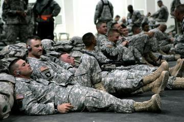 Vokietijoje bus uždaryta 15 JAV karinių bazių
