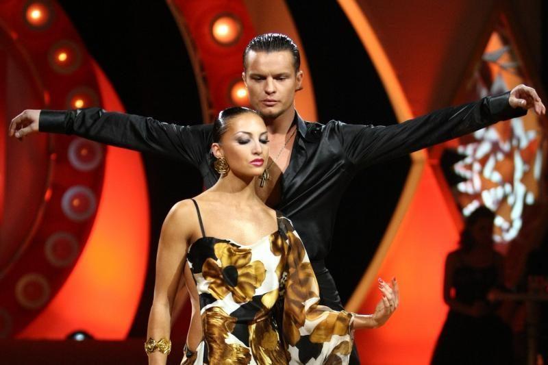 Lietuvos pora - Lotynų Amerikos šokių čempionė