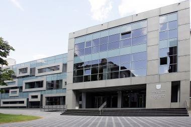 Atidarys naują teismo pastatą