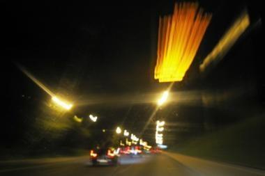 Naktį sostinėje sulaikytas automobilio vagis