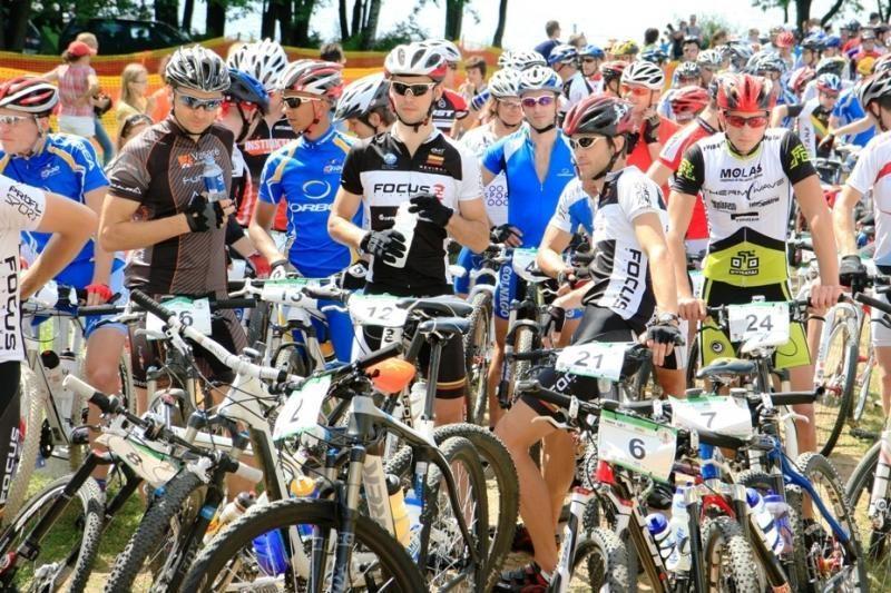 Lietuvos kalnų dviračių čempionas paaiškės tik paskutiniajame etape