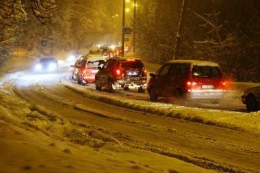 Žiema draudikams kainavo per pusę milijono litų