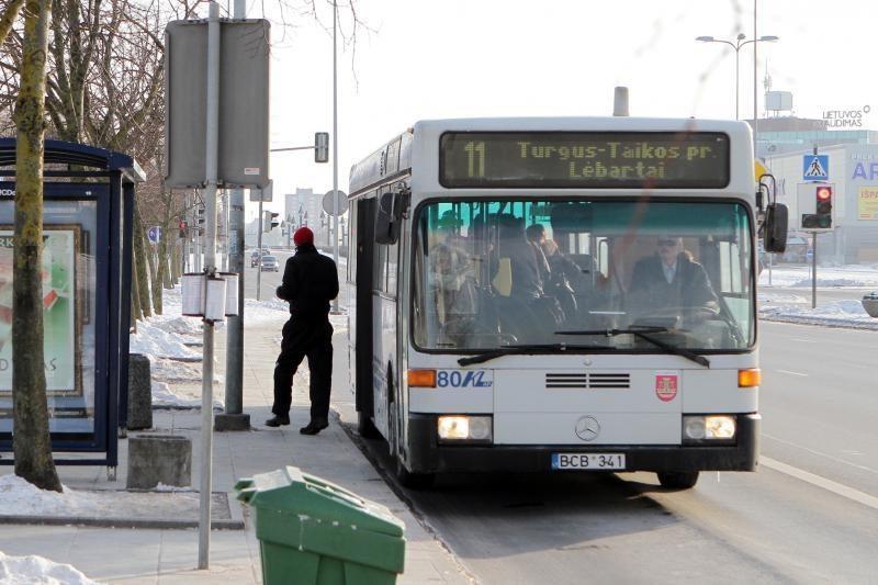 Klaipėdoje - naujos autobusų stotelės, keičiasi maršrutai (schemos)